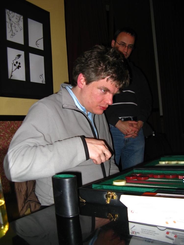 Christian Plenz ist Berliner Meister 2011! (4/6)