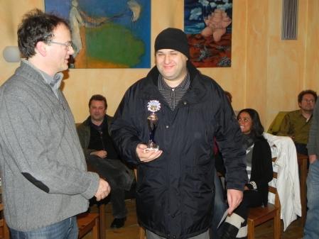 Igor B, Dritter der Jahreswertung