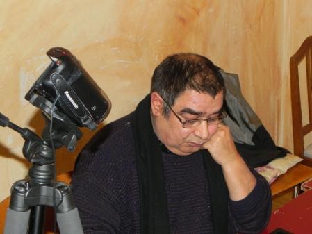 Chabo, der Stellvertreter Gerhards im Turnier