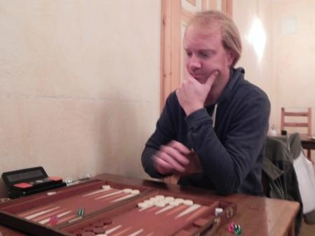 Tim Schuettler, tanzende Würfel