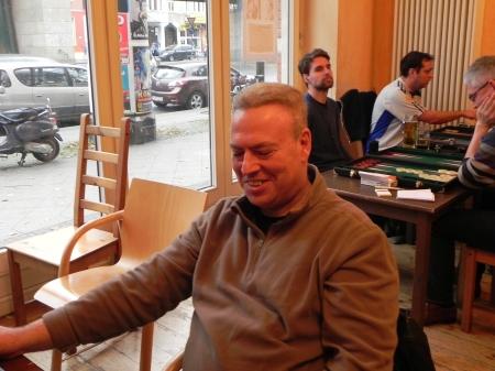 Alexander Khandin aus Moskau