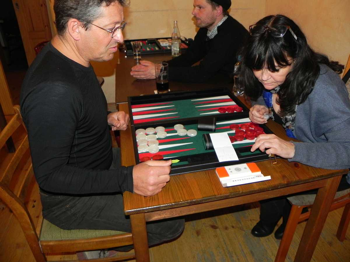 Backgammon Berlin