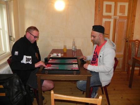Fakir (re) gegen Thorsten im Finale des Satellitenturniers