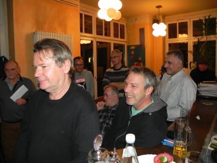 Blick in die Zuschauermenge während der Preisverleihung