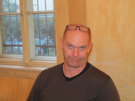 Bernd Hoffmeister: Ahnt er das Ungemach bereits?