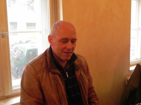 Georg Lachnit-Winter, frischgebackener Turnierveranstalter