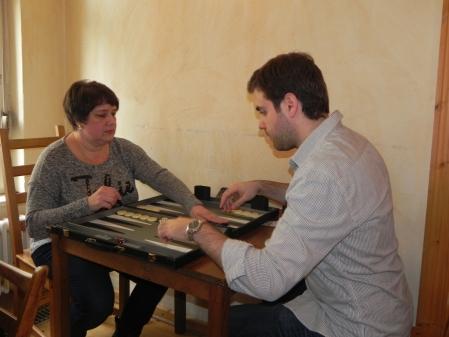 Aljona Dobrushyna gegen Faruk Kocaer