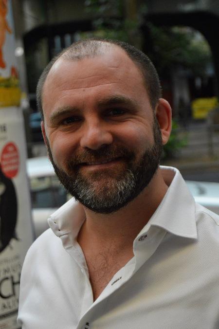 Frischgebackener Vater, erfolgreicher Turnierspieler: Tibor Taylor