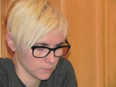 Zum ersten Mal in Berlin am Start: Christine Fuhrmann