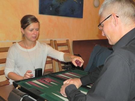Ina Reckling gegen Matthias Strumpf