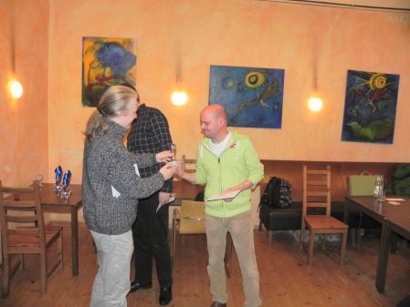 Rolf Schüler, Sieger der Second Chance