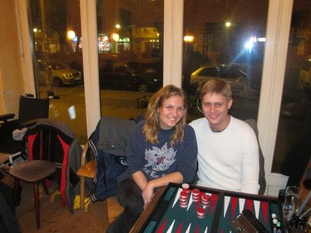 Malte und Freundin