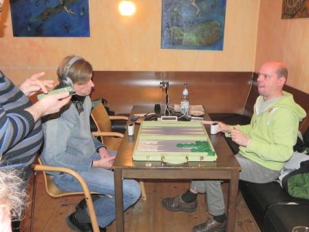 Guido Weidner (li) und Rolf Schüler