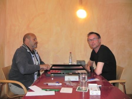 Juri Alper (li) und Michael Horchler