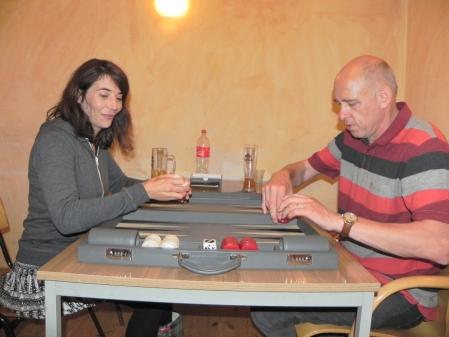 Mel Sippel und Georg Lachnit-Winter
