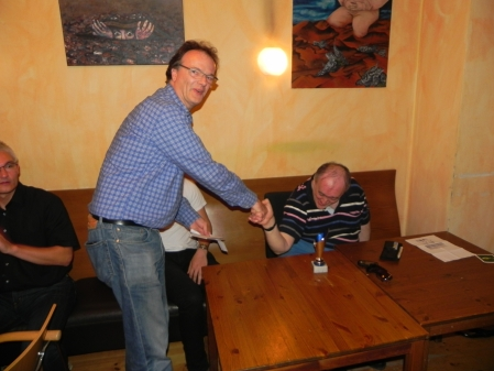 Turnierzweiter: Igor K