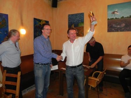 Turniersieger: Stephan Hartmann