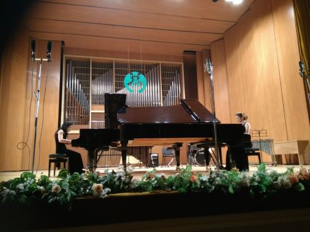 Nachmittagskonzert im Konservatorium