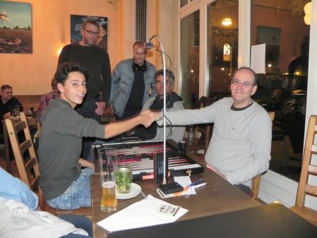 Finale: Yonas gegen Jonas