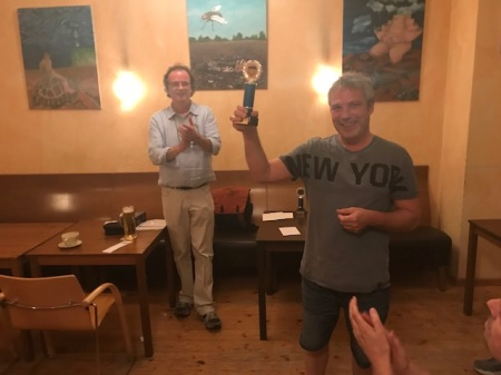 Finalist des Saisonendturniers: Ralf Sudbrak