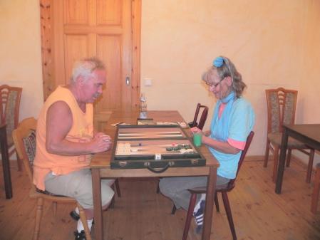 Familienduell, im DMP entschieden: Jürgen und Jutta Lange