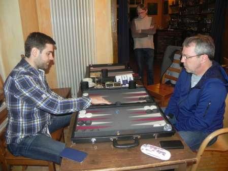 Faruk Kocaer (li) und Ralf Sudbrak