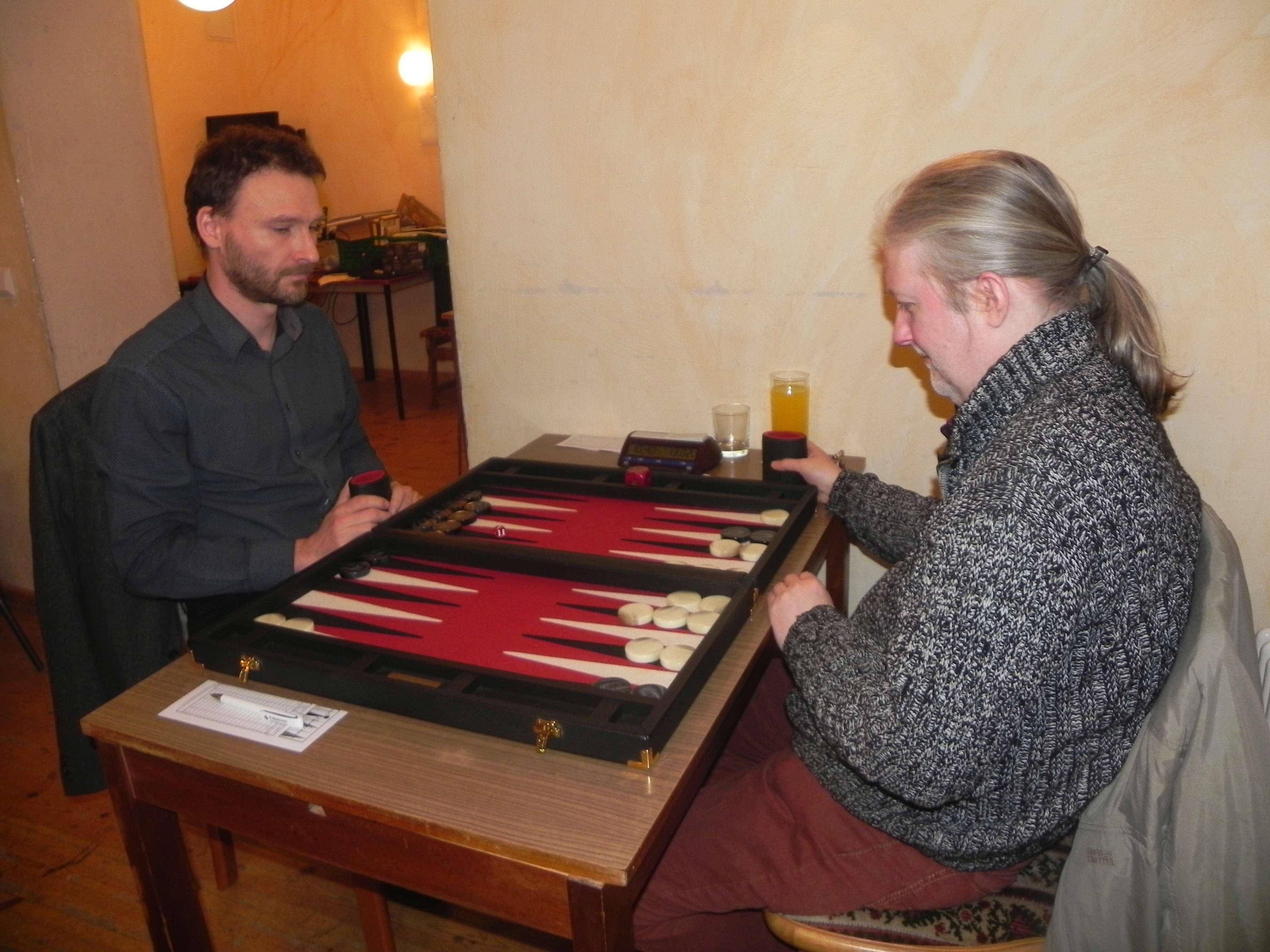 Christian Setzpfandt (li) und Thomas Krüger