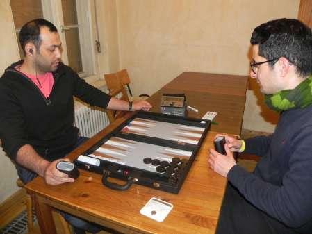 Finale der Second Chance: Amir Golshani und Ufuk Doğanay