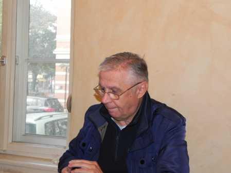 Dietmar Weill startete in der Beginnersklasse