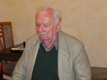Schach-Altmeister Horst Strehlow